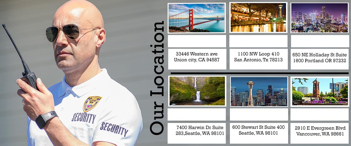 Ads Guard Security Service in California, Texas & Oregon